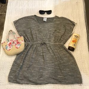 Super CUTE Land's End cover-up!!  Size XL